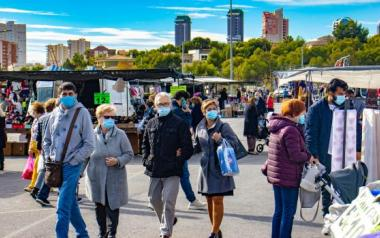 La junta de portaveus acorda la suspensió del mercat ambulant municipal de Foietes...