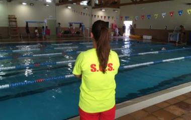 La piscina i gimnàs del Palau amplien el seu aforament al 50%