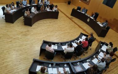 El gobierno propone al pleno una ayuda de emergencia de 10.000 euros para la Vega Baja