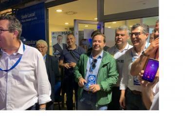 El PP obtiene mayoría absoluta en Benidorm con casi el 40% de los votos