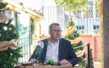 """Toni Pérez: """"El presupuesto de 2021 contempla 6 millones de euros para ayudar a las familias y al tejido empresarial"""""""