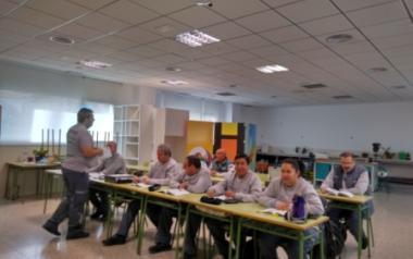 Participantes del Itinerario de Edifi...