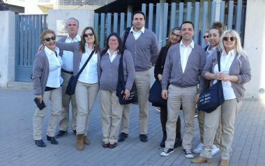 Participantes del Itinerario de Admin...