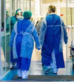 41 sanitaris s'han allotjat durant la tercera ona als apartaments oferit…