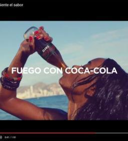 Coca-Cola launches worldwide its new TV spots with images of Benidorm