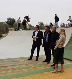 Benidorm pone en funcionamiento un Skate Park en cuyo diseño han colaborado l...