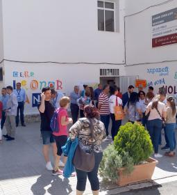 Election day starts in Benidorm without incidents