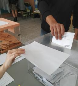 PSOE, the most voted party in the General Elections in Benidorm with 31.20%…