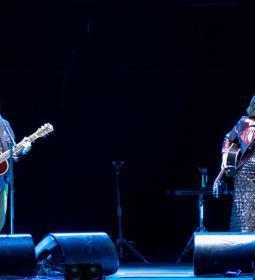 Acoustic Triumph of Amaral  at Julio Iglesias auditorium