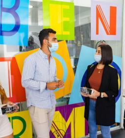 Cámaras de aventura para los ganadores del #BenidormTeEspera de Juventud