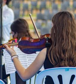 The registration period for Elementary Music Education at the Municipal Profe…
