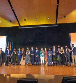 Delivery of Digital Tourist 2021 awards