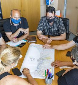 El Ayuntamiento se reúne con vecinos y asociaciones para consensuar la nueva...