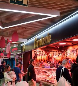 Benidorm lleva a pleno la licitación para destinar a supermercado la parte en...