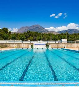 The municipal swimming pool of Foietes will open to users next Monday