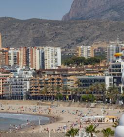 The accommodation sector of Benidorm will be able to request from Tuesday the…