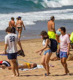 Benidorm incorpora este dijous a les seues platges a 58 informadors