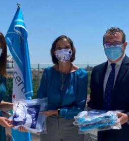 Benidorm consigue para sus playas, un año más, banderas 'Q' de Calidad Turíst...