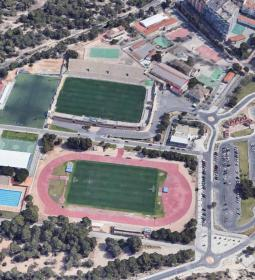 Sports requests a grant from the Provincial Council to rebuild a track in Ciu…