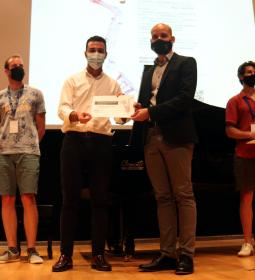 Benidorm closes the XXXII International Music Course, which has brought toget…