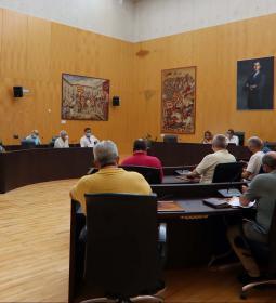 El equipo redactor del 'Ensanche de Levante' expone al Consejo de Escena Urba...