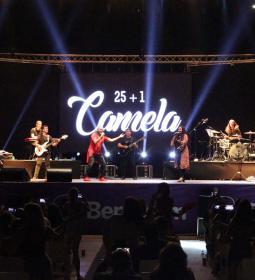 El flamenco pop de Camela y la voz de David de María, grandes protagonistas d...