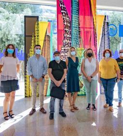 Miguel Rivera exhibits at Espai d'Art of Benidorm City Council