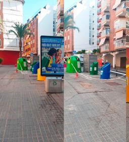 Benidorm reforça l'aigualeig de carrers i estén el pilot de contenidors…