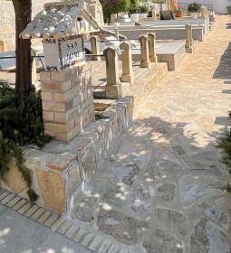 L'Ajuntament millora les instal·lacions i accessibilitat del cementeri M…