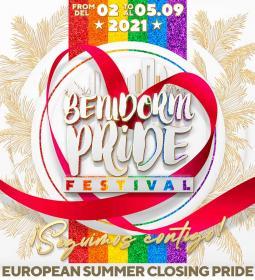 Torna Benidorm Pride 2021; se celebrarà del 2 al 5 de setembre