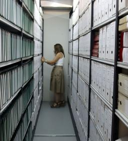 The Municipal Archive receives a grant to improve its facilities