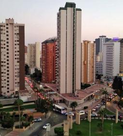 Ciudadanos denuncia el caos de tráfico provocado en Benidorm las medidas impu...