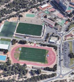 'Guillermo Amor' Sports City will have this year a renovated sports court