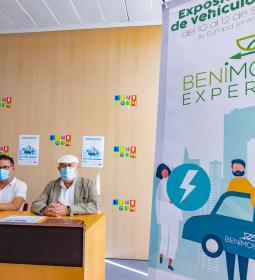 'BENIMOV 2021' is here, the second edition of the Sustainable Urban Mobility…