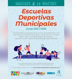 Esports obri el termini d'inscripció a les Escoles Esportives Municipals…