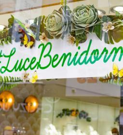 El Ayuntamiento amplía el plazo del concurso #LuceBenidorm e incluye a establ...