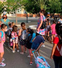 Benidorm aprueba una segunda tanda de ayudas para material escolar de 2º cicl...