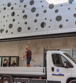 El Conservatorio Municipal de Música se traslada el viernes al nuevo edificio...