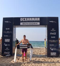 Més de 600 nadadors d'una trentena de països participen en l'Oceanm…