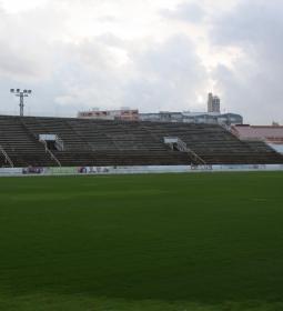 L'estadi Guillermo Amor acull el divendres un encontre amistós de la sel…