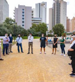 Benidorm renovará antes de fin de año el área infantil del Rincón junto a los...