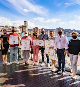La Cava Aragonesa i la Tabernita del Centro aconseguixen els primers premis d…