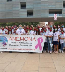 Unes 3.000 persones participen en la Marxa Solidària d'Anémona