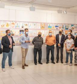 1.921 niños participan en el XIX Certamen Escolar de Dibujo y Pintura de 'La...