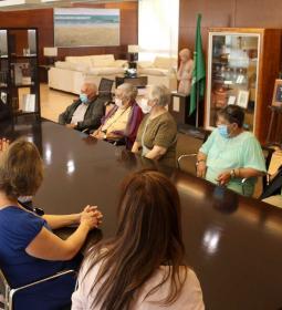 Un grup de residents de la Fundació Miranda, de Barakaldo, passen una setmana…