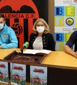Benidorm albergarà al desembre la 13a edició del Campus del València C.F.