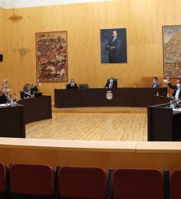 El ple aprova una rebaixa del tipus impositiu de l'IBI, de l'impost…