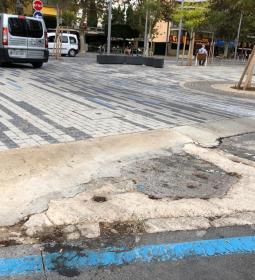 Ciudadanos exige al PP sancionar a la empresa de la obra de Mediterráneo por...