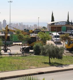 Benidorm maintains its commitment to sustainability and recycling, still in a…
