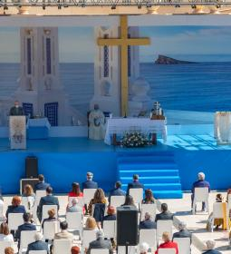 Benidorm pays tribute to its patroness saint, the Mare de Déu del Sofratge